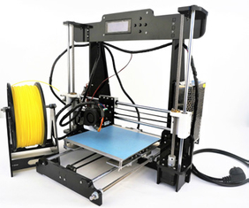 3D Printer with Arduino